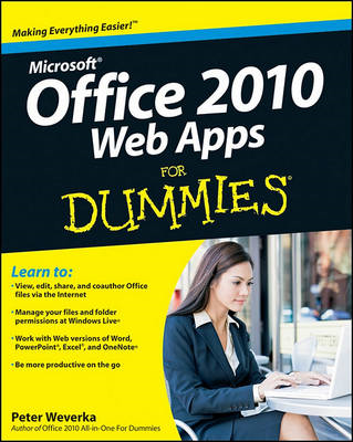Office 2010 Web Apps For Dummies (BOK)