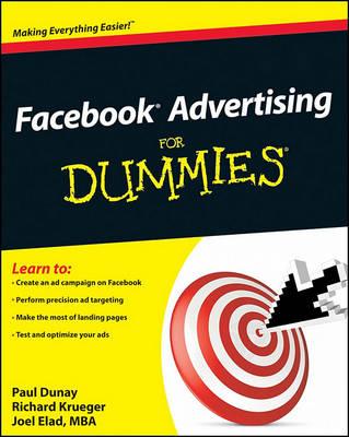 Facebook Advertising For Dummies (BOK)