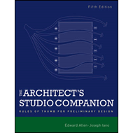 Architect's Studio Companion (BOK)