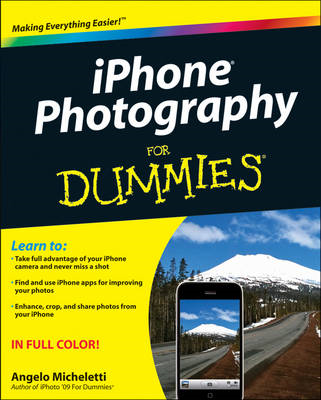 IPhone Photography & Video For Dummies (BOK)