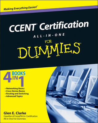 CCENTcertification All-in-One For Dummies (BOK)