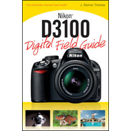 Nikon D3100 Digital Field Guide (BOK)