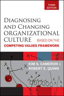 Diagnosing and Changing Organizational Culture (BOK)