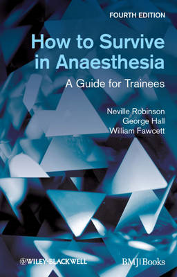 How to Survive in Anaesthesia (BOK)