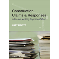 Construction Claims and Responses (BOK)