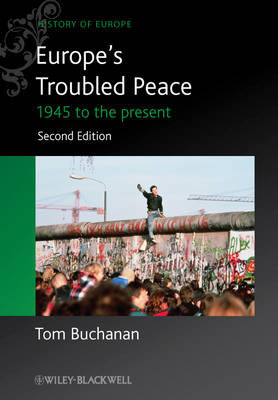 Europe's Troubled Peace (BOK)