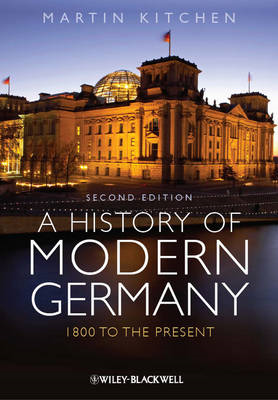 History of Modern Germany (BOK)