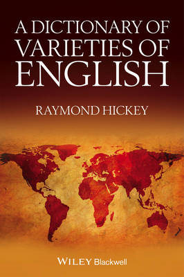 Dictionary of Varieties of English (BOK)