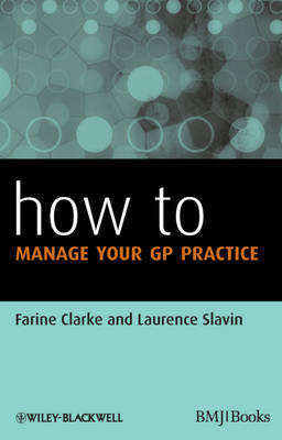 How to Manage Your GP Practice (BOK)