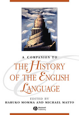 A Companion to the History of the English Language (BOK)