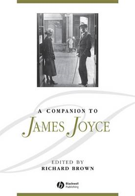 Companion to James Joyce (BOK)