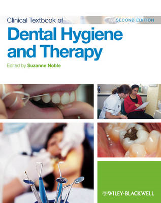 Clinical Textbook of Dental Hygiene and Therapy (BOK)