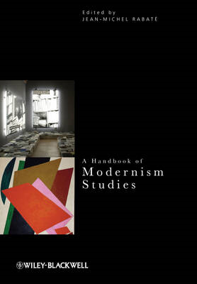 Handbook of Modernism Studies (BOK)