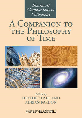 Companion to the Philosophy of Time (BOK)