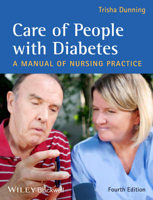 Care of People with Diabetes - a Manual of Nursing Practice (BOK)