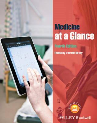 Medicine at a Glance 4E Text and Cases Bundle (BOK)