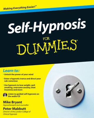 Self-hypnosis for Dummies (BOK)
