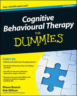 Cognitive Behavioural Therapy For Dummies (BOK)