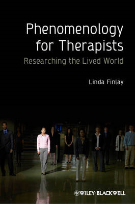 Phenomenology for Therapists (BOK)