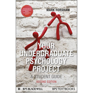 Your Undergraduate Psychology Project (BOK)