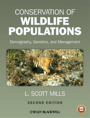 Conservation of Wildlife Populations: Demography, Genetics, and Management (BOK)