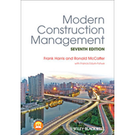 Modern Construction Management (BOK)