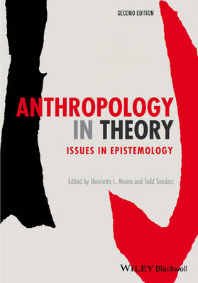 Anthropology in Theory (BOK)