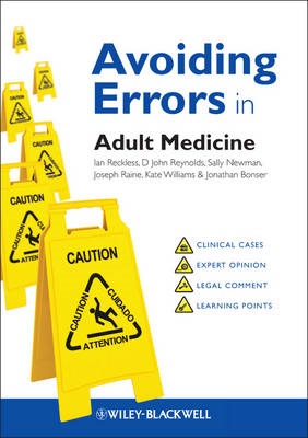 Avoiding Errors in Adult Medicine (BOK)