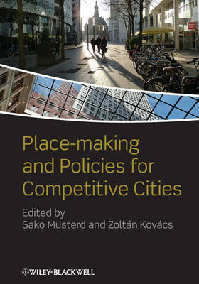 Place-Making and Policies for Competitive Cities (BOK)
