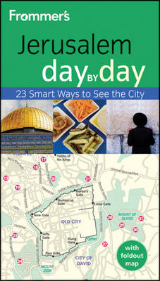 Frommer's Jerusalem Day by Day (BOK)
