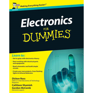 Electronics For Dummies (BOK)