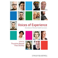 Voices of Experience: Narratives of Mental Health Survivors (BOK)