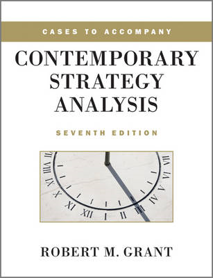 Cases to Accompany Contemporary Strategy Analysis (BOK)