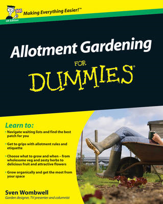 Allotment Gardening For Dummies (BOK)