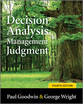 Decision Analysis for Management Judgment (BOK)