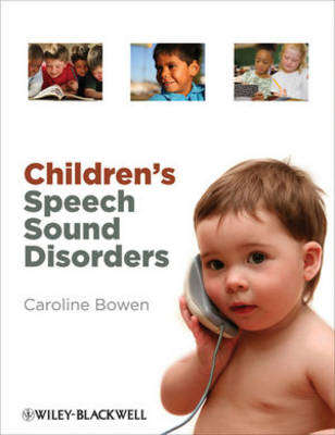 Children's Speech Sound Disorders (BOK)