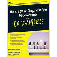 Anxiety and Depression Workbook For Dummies (BOK)