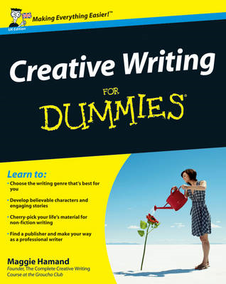 Creative Writing For Dummies (BOK)