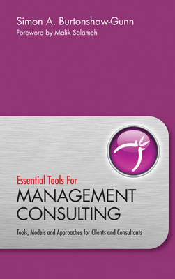 Essential Tools for Management Consulting (BOK)