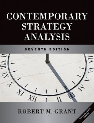 Contemporary Strategy Analysis and Cases: Text and Cases (BOK)