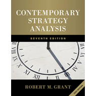 Contemporary Strategy Analysis: Text Only (BOK)