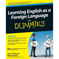 Learning English as a Foreign Language For Dummies (BOK)
