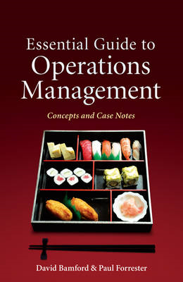 Essential Guide to Operations Management (BOK)