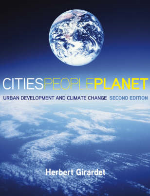 Cities People Planet (BOK)