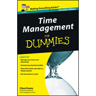Time Management For Dummies (BOK)
