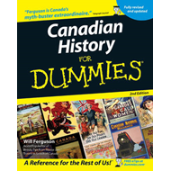 Canadian History For Dummies (BOK)