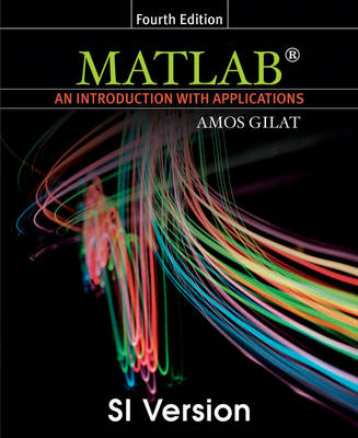 MATLAB: An Introduction with Applications (BOK)