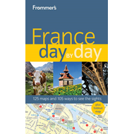 Frommer's France Day by Day (BOK)