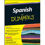 Spanish For Dummies (BOK)