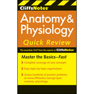 CliffsNotes Anatomy & Physiology Quick Review (BOK)